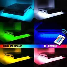 RGB USB Design Acrylglas Plexiglas Ständer IR Controller PS4 Playstation 4 color