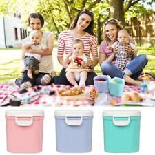 Einfache tragbare Babynahrung Aufbewahrungsbox Neugeborenen Getreide Milchpulver