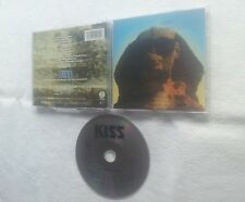 KISS HOT IN THE SHADE GERMAN COLLECTORS EDITION CD 2nd PRESS BLACK/SILVER CD