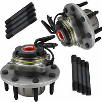 2PCS Front LH or RH OE Wheel Hub Bearing Assembly for Ford F-250 F-350 Excursion
