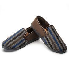 Men's Diabetic Slippers Arthritis Edema Adjustable Memory Foam Indoor Slippers