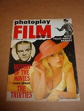 Photoplay September 1968 Stella Stevens cover
