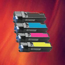 4 Color Toner Set for Dell 2130 2135 2130cn 2135cn
