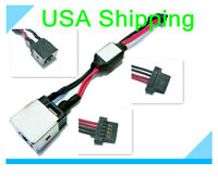 Original DC power jack in cable for Acer Aspire One 532H AO532H series 532H-2326