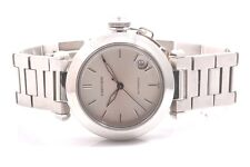 Original Cartier Pasha Stainless Steel Midsize Watch - Silver Dial - Ref# 2324