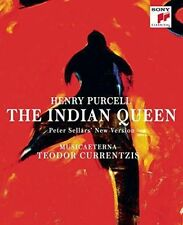 THE INDIAN QUEEN (TEATRO REAL MADRID) NEW BLU-RAY