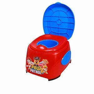 """Ginsey Nickelodeon PAW Patrol""""Yelp for Help"""" 3-in-1 Potty Trainer"""