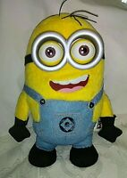 Despicable Me Minion-Dave-Voice Talking Interactive Plush Doll/Toy-Light Up Eyes