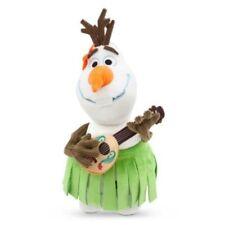 Original Disney Olaf Plüsch Eiskönigin Elsa Anna Kristoff Frozen Puppe Doll 34cm