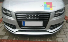 SOTTO PARAURTI AUDI A4 8K B8 AVANT BERLINA 07-12 SPOILER ANTERIORE LOOK RS4