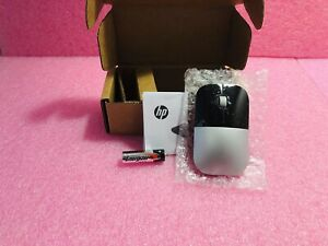 NEW HP GENUINE Z3700 Wireless Mouse Silver X7Q44AA#ABL