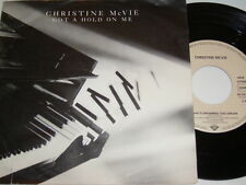 "Christine McVie (Voice of Fleetwood Mac) Got a hold on me (1984 German 7"") 5302"
