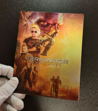 TERMINATOR DARK FATE - Multi Image Lenticular 3D Flip Magnet Cover FOR steelbook
