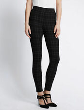 Marks and Spencer Viscose Regular Size Leggings for Women