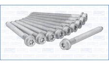 Cylinder Head Bolt Set PEUGEOT 406 TURBO 2.0 147 XU10J2TE(RGX) (4/1996-5/2004)