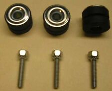 1968-72 Chevy Chevelle 2 Speed Windshiled Wiper Motor Mounting Grommets & Screws