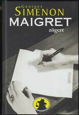 Maigret zögert: Band 22 Hardcover (Weltbild, Sammleredition) Z 0-1