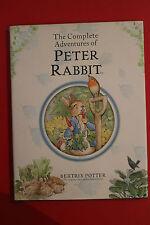 THE COMPLETE ADVENTURES OF PETER RABBIT by Beatrix Potter (HC/DJ, 2007)