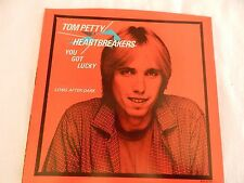 "Tom Petty ""You Got Lucky"" PICTURE SLEEVE! MINT! ONLY NEW COPY ON eBAY!! PERFECT!"