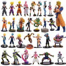 Anime Dragon Ball Z Son Goku Gohan Vegeta Trunks Frieza Super Saiyan Figure Gift