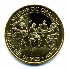02 OULCHES-LA-VALLEE-FOULON Caverne du Dragon, 2019, Monnaie de Paris