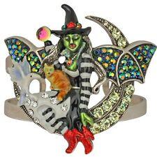 KIRKS Folly Witchcraft Fairy Cuff Bracelet (Silvertone)L1224316Y