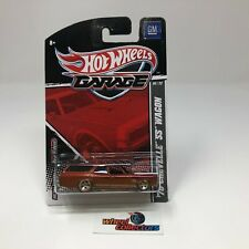 '70 Chevelle SS Wagon * Hot Wheels Garage Series * JC7