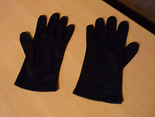 Fijne zwarte dames handschoenen  NIEUW