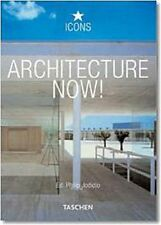 Architecture Now!: 100 Contemporary Architects (Icons Series),Philip Jodidio,So