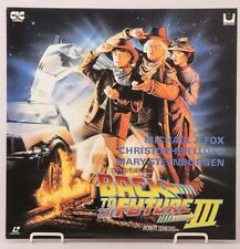04415 F/S EX Laserdisc BACK TO THE FUTURE 3 [PILF-1256] from Japan