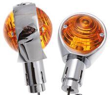 Blinkleuchte Blinker für Simson Schwalbe KR51 S50 MZ ES TS IWL SR4 Lenker Metall