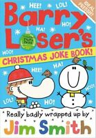 Barry Loser's Christmas Joke Book by Jim Smith 9781405287210 | Brand New
