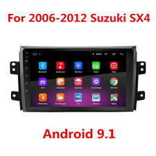 "For 2007-2012 Suzuki SX4 2DIN 9"" Android 9.1 Radio Stereo 2+32GB GPS Navigation"