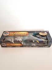 Die Cast Planes Sky Masters F-14 F-15 F-18 & F-117 Jets Defenders of Liberty New