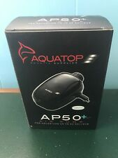 AQUATOP AP50+ AQUARIUM AIR PUMP - FOR UP TO 50 GALLON AQUARIUMS