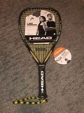 New Head i.165 Intelligence Racquetball Racquet 3 5/8