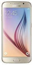 New Unlocked AT&T Samsung Galaxy S6 SM-G920A - 32GB - Gold Platinum Smartphone