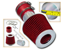 BCP RED 2004 2005 2006 2007 2008 Grand Prix 3.8 V6 Short Ram Air Intake Kit