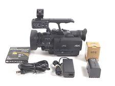 JVC GY-HMQ10U 4K HD Camcorder GY-HMQ10