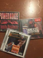 R&B Soul Rap Hip Hop CD Lot Three Smilez & Southstar Shawnna Powerhouze PA