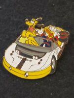 Disney pin 100% authentic 18288WDW Four Parks One World Scrooge & Pluto aj61