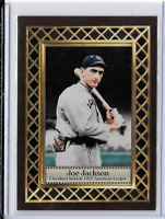 Shoeless Joe Jackson 2010 Monarch Corona Fan Club Series Limited Edition.