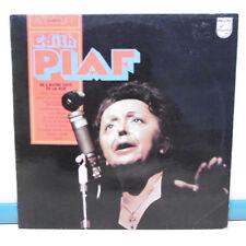 """33T Edith PIAF Vinyle LP 12"""" DE L'AUTRE COTE DE LA RUE - PHILIPS 6444550 RARE"""