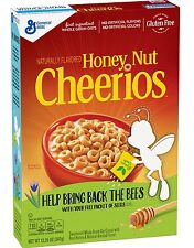 Cheerios Honey Nut Whole Grain Oat Cereal (12.25oz box)(3 boxes)(General Mills®)