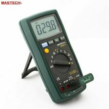 Mastech Ms8217 Digital Multimeter Auto Ranging Frequency Amp Temperature Tester