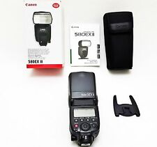 Canon Speedlite 580EX II Shoe Mount Flash - MINT CONDITION!