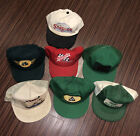 Free Ship! John Deere Snap On Dekalb K Products Vintage Hat Made In USA Set Lot