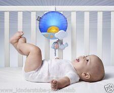 Ab 0 Monate Chicco innovatives Nachtlicht Projektor blau Musik Sonnenaufgang NEU