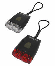 Head & Tail Light Set