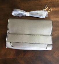 Summer & Rose Celine Crossbody Gold Handbag Purse New